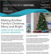 Shuttlesworth Sentinel December 2020
