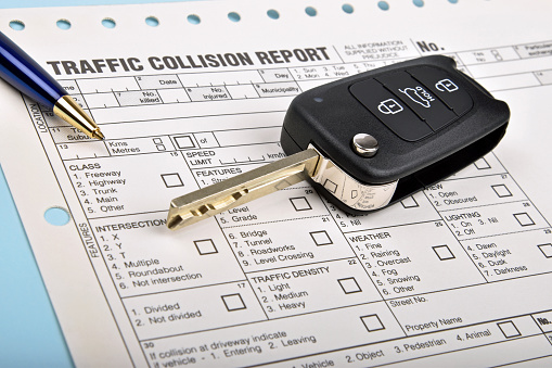 Alabama car accident report