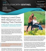 Shuttlesworth Sentinel November 2020