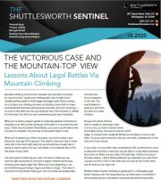 Shuttlesworth Sentinel August 2020