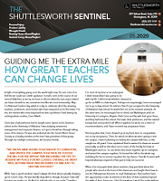 Shuttlesworth Sentinel May 2020