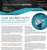 Shuttlesworth Sentinel April 2020