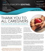 Shuttlesworth Sentinel March 2020