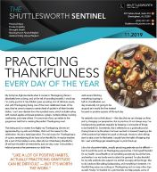 Shuttlesworth Sentinel November 2019