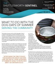 Shuttlesworth Sentinel August 2019