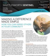 Shuttlesworth Sentinel October 2019