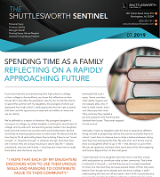Shuttlesworth Sentinel July 2019