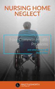 Nursing Home Neglect ebook cover