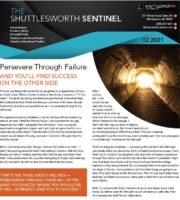 Shuttlesworth Sentinel February 2021