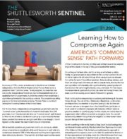 Shuttlesworth Sentinel January 2021