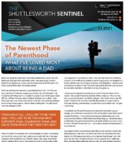 Shuttlesworth Sentinel March 2021