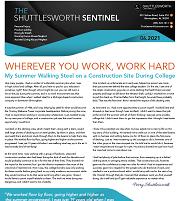 Shuttlesworth Sentinel June 2021